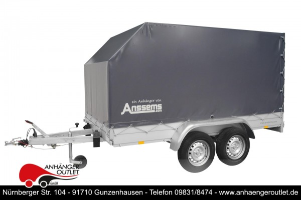 Anssems GTT 2000.301×126 mit Aktionsplane 150