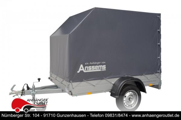 Anssems GT 750.211×126 mit Aktionsplane 150