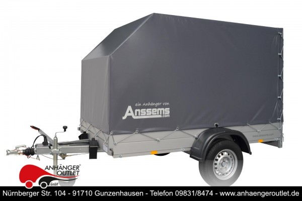 Anssems GTB 750.211×126 mit Aktionsplane 150