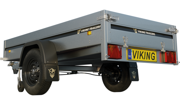 Viking Trailers Freya LBS 102011