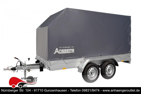 Anssems GTT 1500.251×126 mit Aktionsplane 150