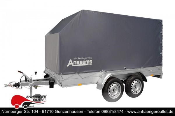 Anssems GTT 1500.301×126 mit Aktionsplane 150