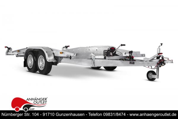 Brenderup AT2500LBTB U110 Fahrzeugtransporter